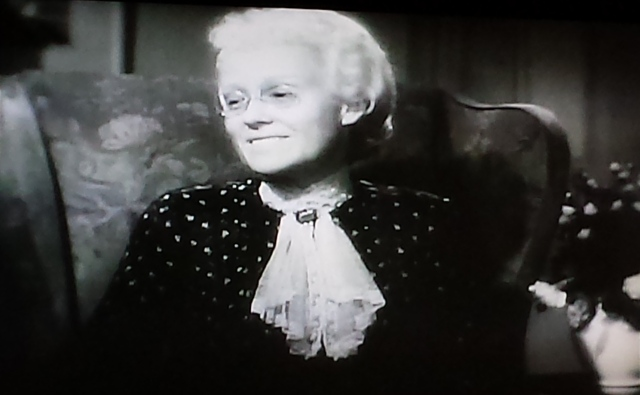 Reel Librarians     Screenshot from 'Cheers for Miss Bishop' (1941)