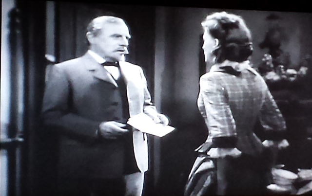Reel Librarians  |  Screenshot from 'Cheers for Miss Bishop' (1941)