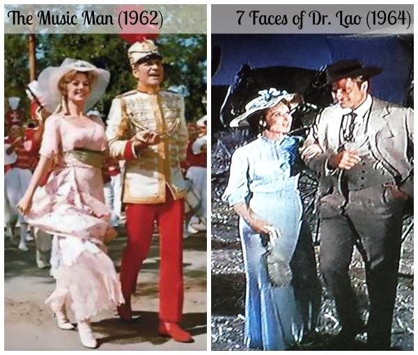 Reel Librarians  |  The Music Man vs. 7 Faces of Dr. Lao