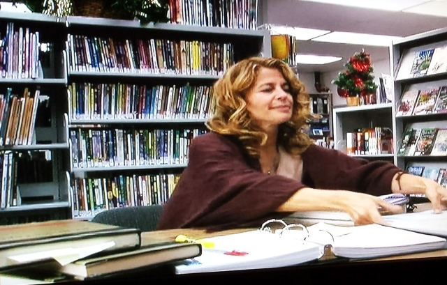 Reel Librarians  |  Screenshot from 'Home by Christmas'