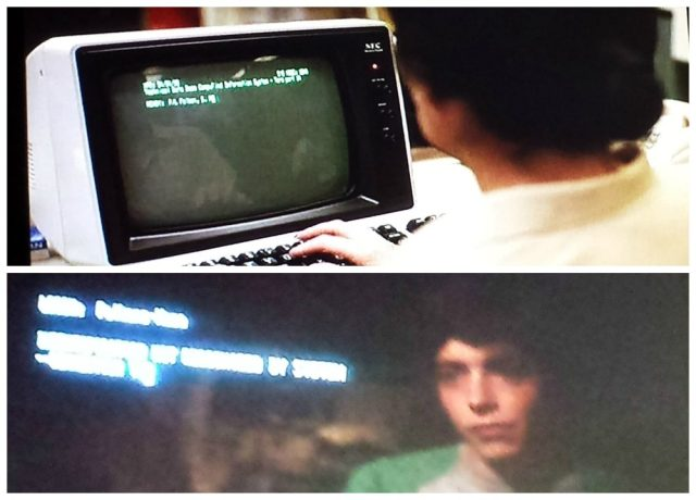 Computer screen comparisons