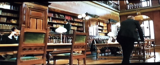 Reel Librarians  |  Screenshots from 'A Promise' (2013)