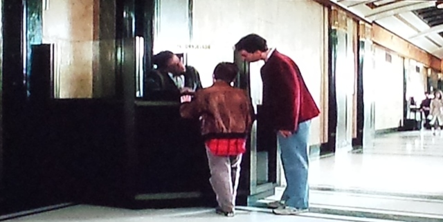 Reel Librarians  |  Screenshot from 'Big' (1988)