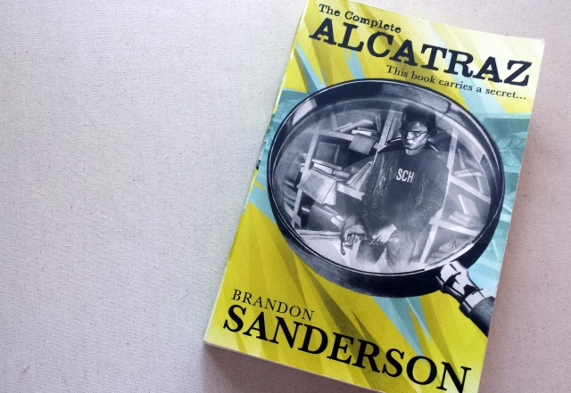 Reel Librarians | Book cover of 'The Complete Alcatraz'