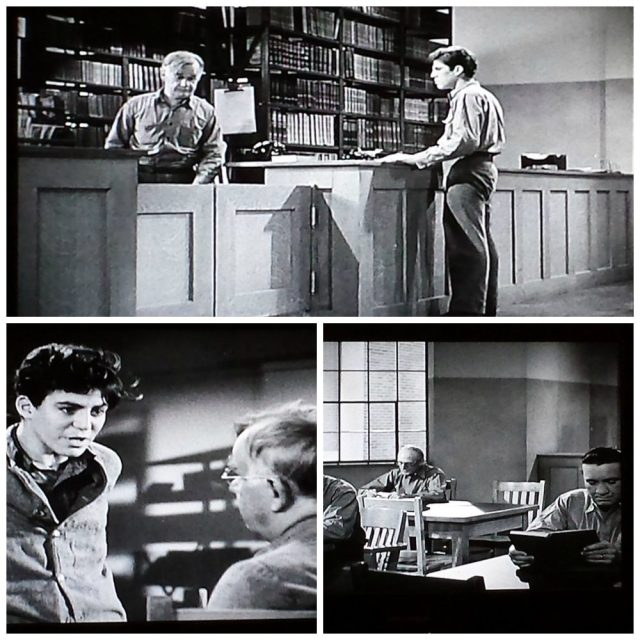 Screenshots from You Can't Get Away with Murder (1939)