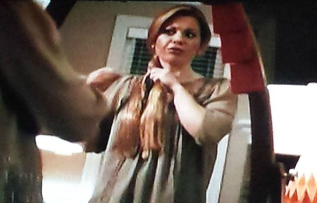 Reel Librarians  |  Opening shot in 'A Bone to Pick:  An Aurora Teagarden Mystery' (2015)