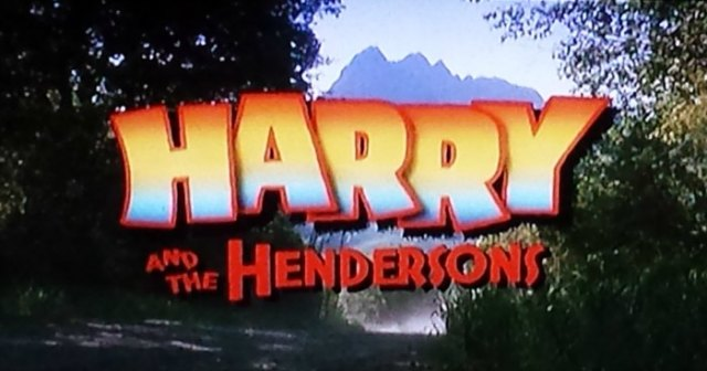 Reel Librarians  |  Title card from 'Harry and the Hendersons' (1987)