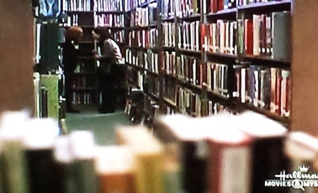 Reel Librarians | Library scene in 'Follow the Stars Home' (TV, 2001)