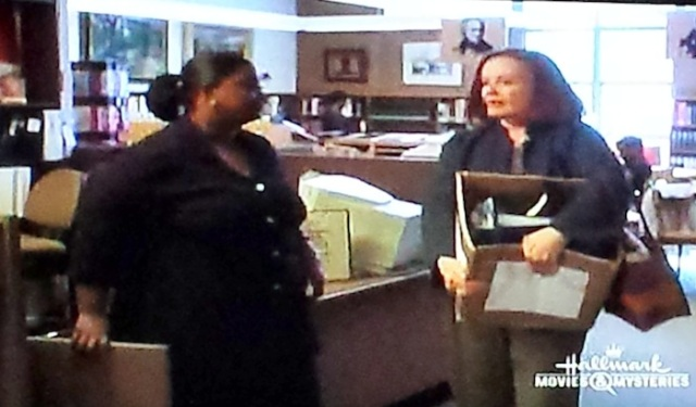 Reel Librarians   Librarian retirement in 'Follow the Stars Home' (TV, 2001)