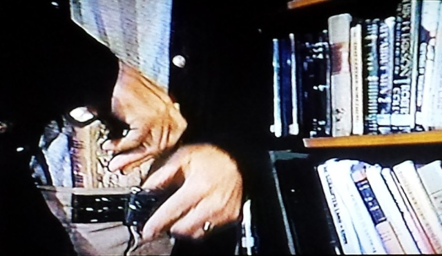 Reel Librarians | Stealing a library book in 'The Amityville Horror' (1979)
