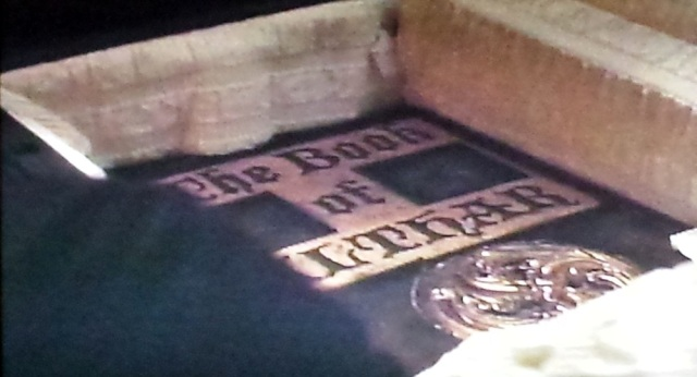 Reel Librarians   The missing Book of Ulthar in 'Transylvania Twist' (1989)