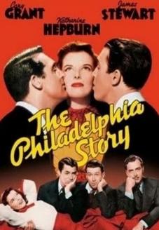 Poster for 'The Philadelphia Story' (1940)