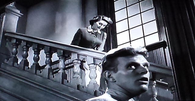 Reel Librarians | Screenshot from 'Blackboard Jungle' (1955)