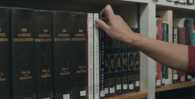 Reel Librarians | Print directories in 'Spotlight' (2015)