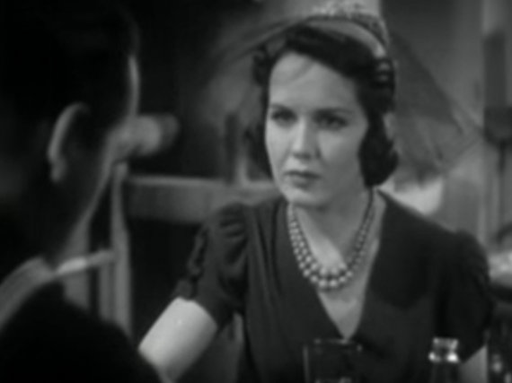 Screenshot from Navy Blues (1937)