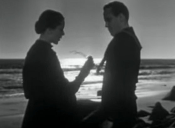 Reel Librarians | Screenshot from 'Navy Blues' (1937)