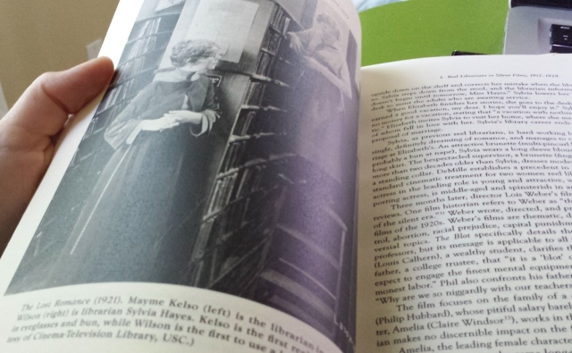Reel Librarians | Page in 'The Image of Librarians in Cinema, 1917-1999'