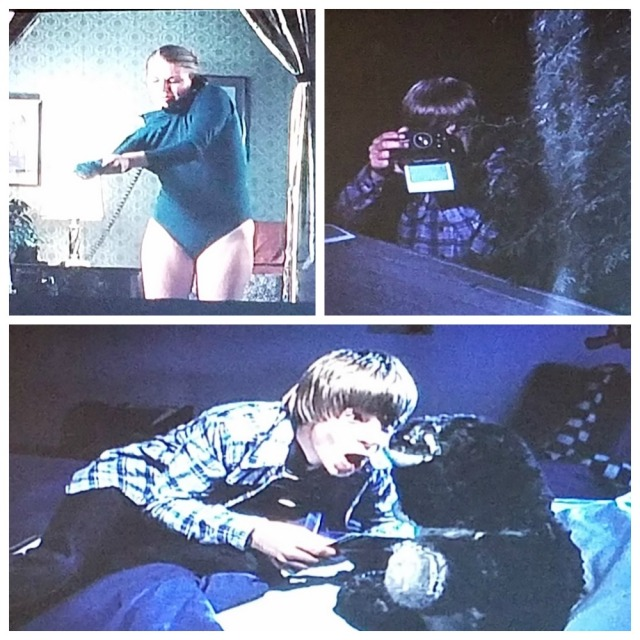 Reel Librarians | Peeping Tom and polaroids from 'The Pit' (1981)
