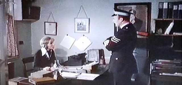 Registrar's office in The Wicker Man (1973)