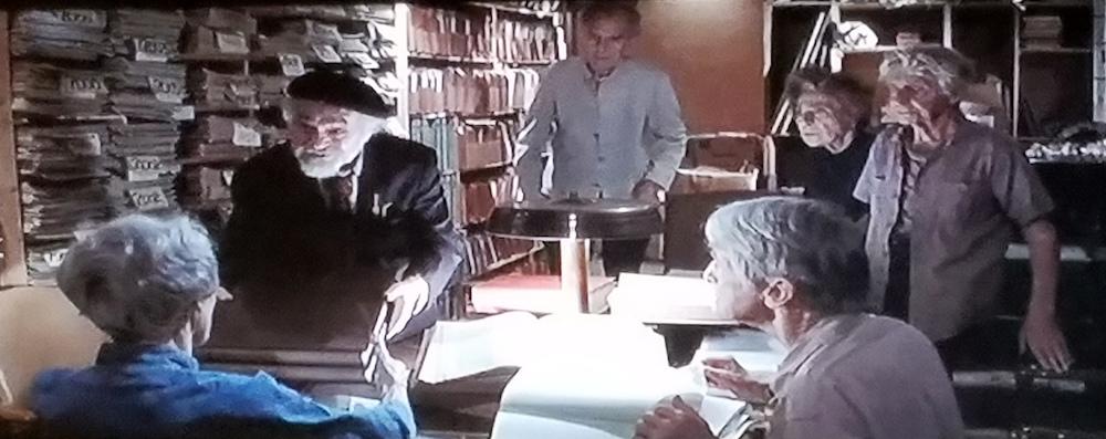 Reel Librarians | Screenshot from 'Soylent Green' (1973)