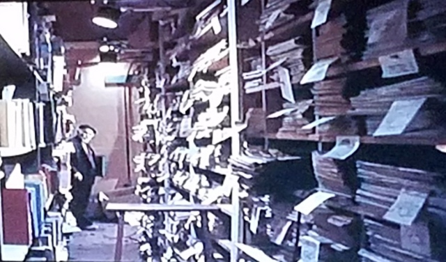 Reel Librarians | Screenshot from 'Soylent Green' (1973)