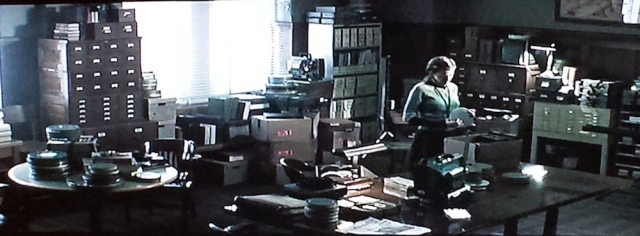 Adaline and the archives