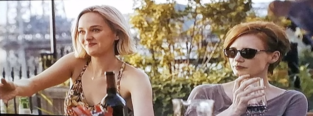 Sisters Katy and Eleanor in The Disappearance of Eleanor Rigby (2014)
