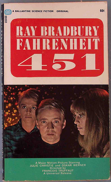 """fahrenheit 451"" by CHRIS DRUMM is licensed under CC BY 2.0"