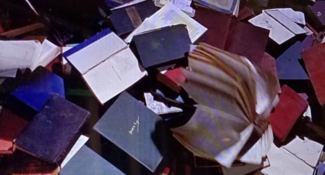 Reel Librarians | Books in 'Fahrenheit 451' (1966)