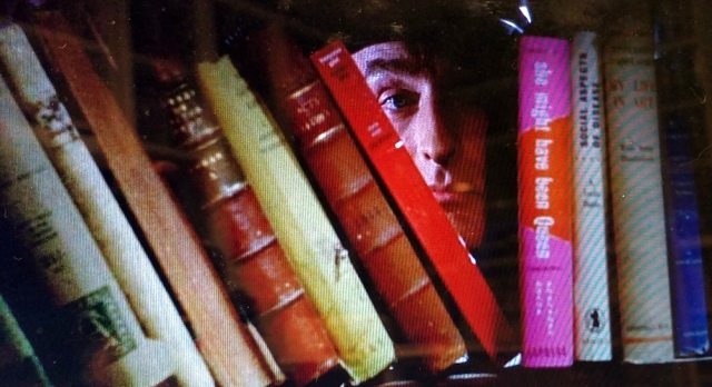 Reel Librarians | Screenshot from 'Fahrenheit 451' (1966)