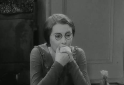 Barbara Stanwyck as Lulu in Forbidden (1932)
