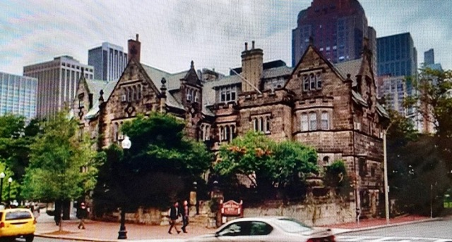Aldridge Mansion in Ghostbusters (2016)
