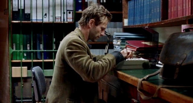 Reel Librarians | Screenshot from 'Possession' (2002)