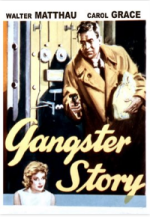Movie poster for Gangster Story