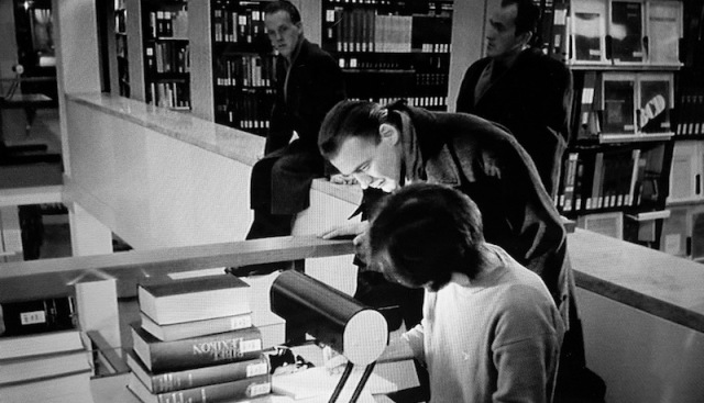 Reel Librarian | Library scene in 'Wings of Desire' (1987)