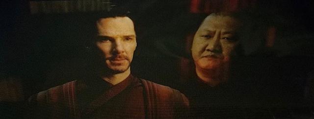 Reel Librarians | Screenshot from 'Doctor Strange' (2016)