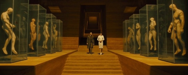 The collection of rogue replicants in Wallace's archives