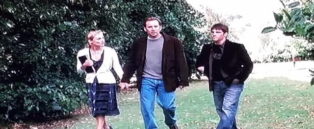 Final scene from National Treasure (2004)