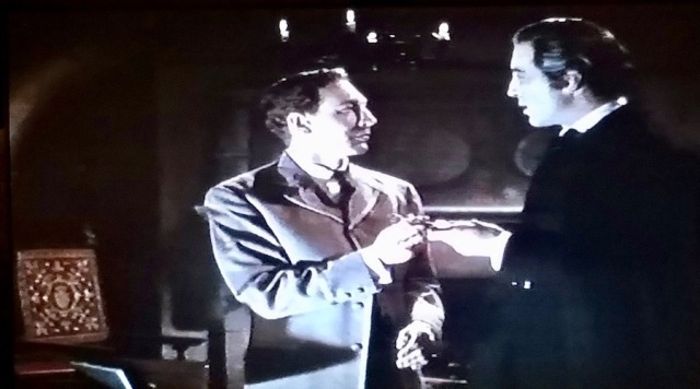 The key to the library from Horror of Dracula (1958)