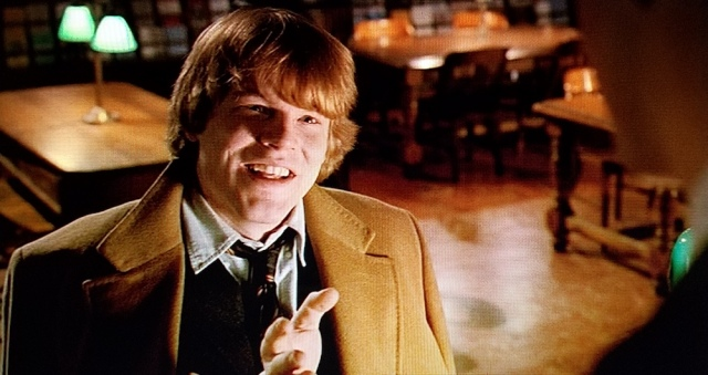 Philip Seymour Hoffman in an early breakout role in Scent of a Woman